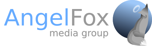 AngelFox Media logo