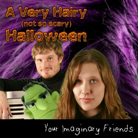 A Very Hairy Not So Scary Halloween