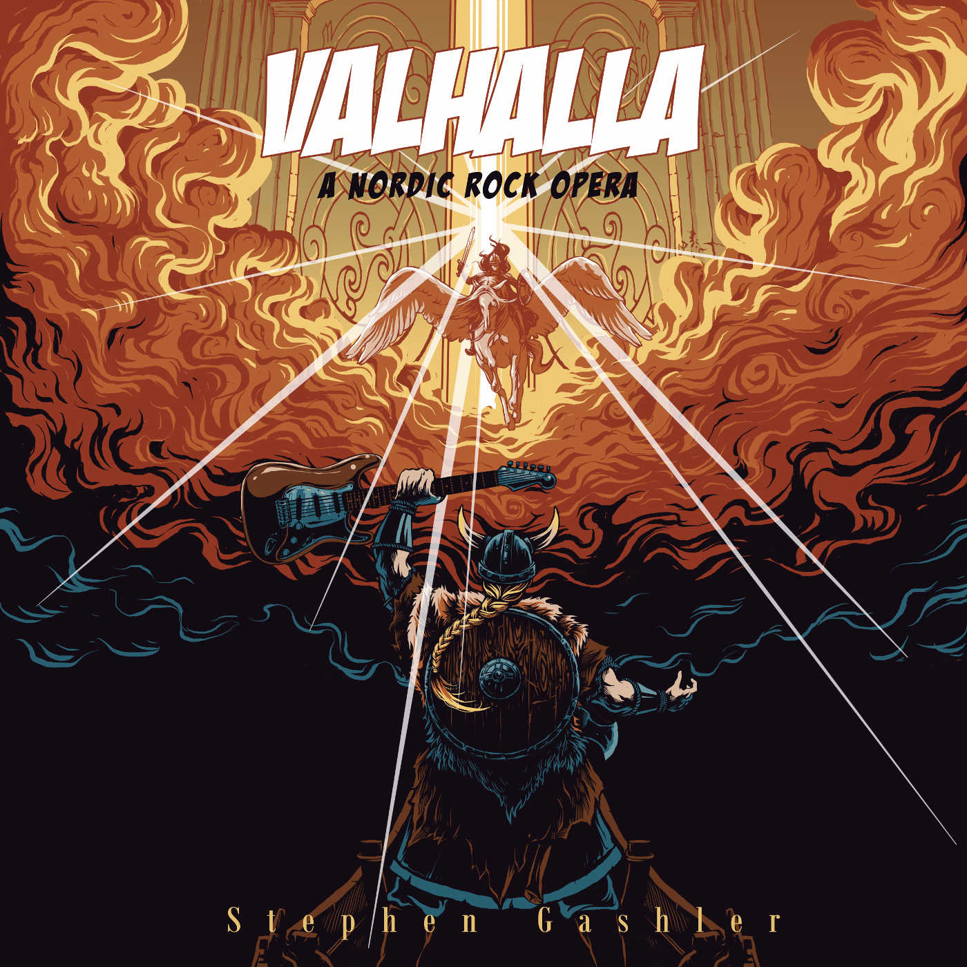 Valhalla Album Cover 2018 small